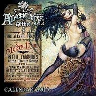 Kalendář 2015 - Alchemy (300x300)