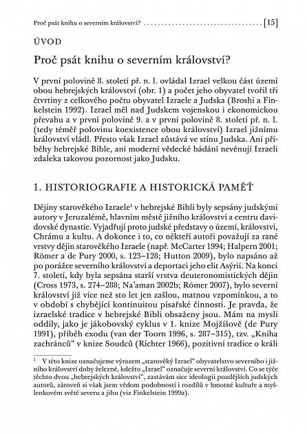 Náhled Zapomenuté království - Archeologie a dějiny Severního Izraele
