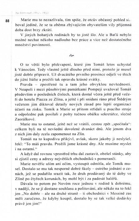 Náhled Marie Baťová - První dáma Zlína
