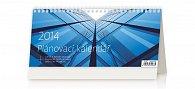 Kalendář 2014 - Plánovací kalendář (office) - stolní