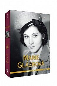 Marie Glázrová - Zlatá kolekce - 4 DVD