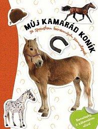 Můj kamarád koník - Samolepková knížka