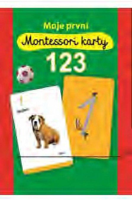 Náhled Moje první Montessori 123