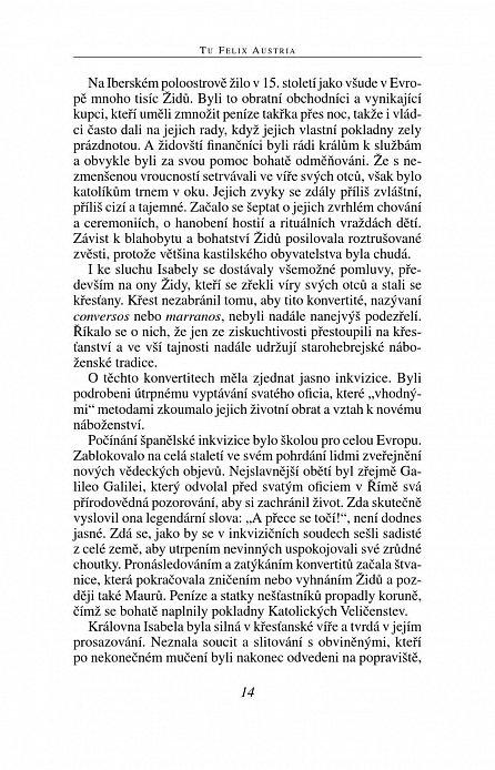 Náhled TU FELIX AUSTRIA - Perličky z habsburské historie