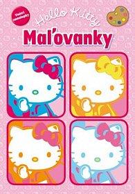 Hello Kitty Maľovanky