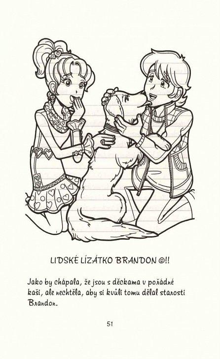 Náhled Deník mimoňky 10 - Příběhy neschopný psí chůvy