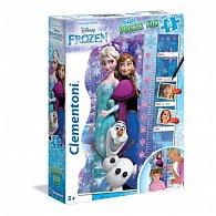 Puzzle Double FUN Ledové Království 30 dílků