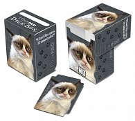 "Art: ""Grumpy Cat"" Full-View Deck Box - krabička"