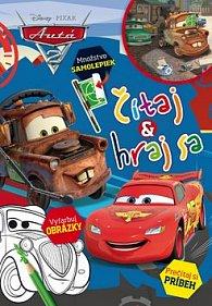 Autá 2 Čítaj & hraj sa