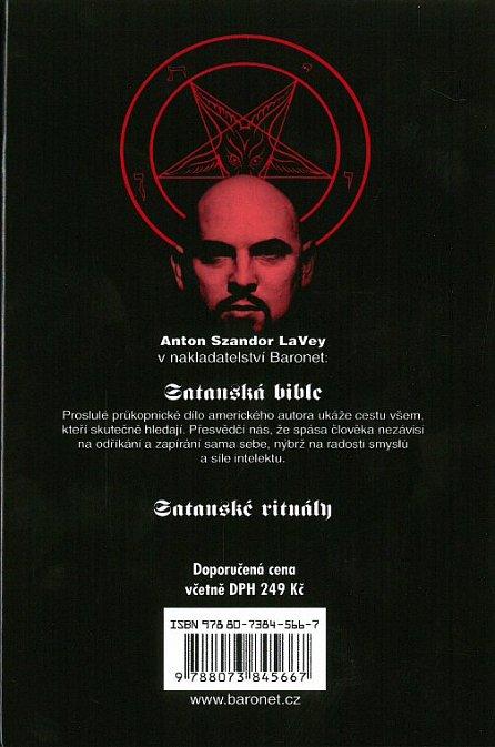 Náhled Satanská bible - 3. vydání