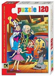 Puzzle 120 Pohádky - Pinocchio