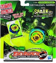 Beyblade - jiskřivý kotouč s výsuvnými prvky