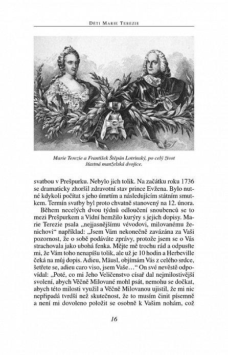 Náhled Děti Marie Terezie