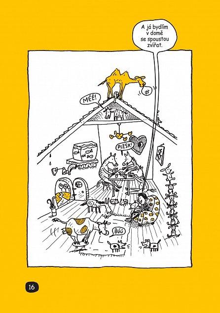 Náhled Ztřeštěný dům na stromě - Fun Book