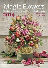 Kalendář 2014 - Suché květy - nástěnný