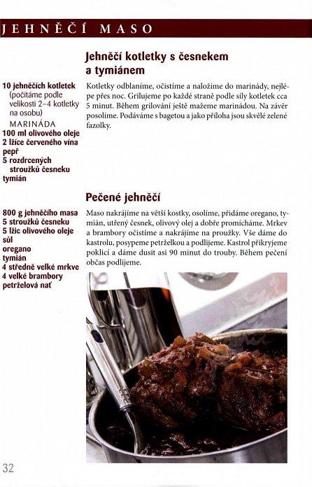 Náhled Oblíbené české recepty
