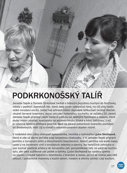 Náhled Česko na talíři s Prima Family