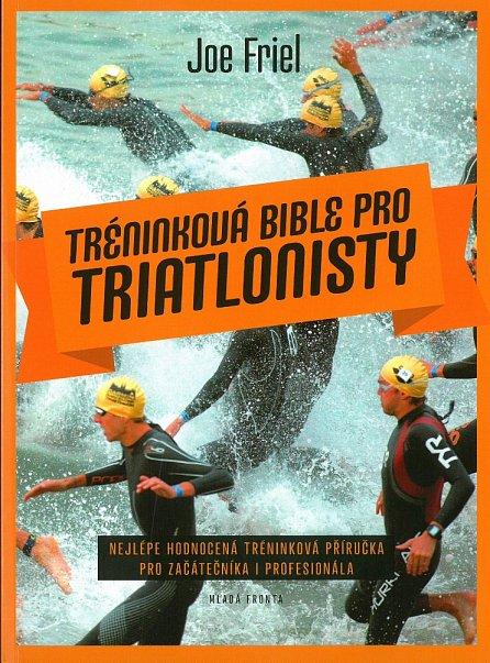 Náhled Tréninková bible pro triatlonisty