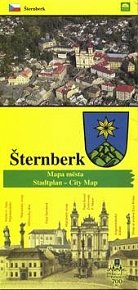 Šternberk - AAA mapa města