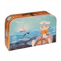 Kufřík - Námořník 35 cm