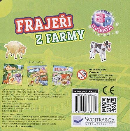 Náhled Frajeři z farmy - Čtyři zábavné modely