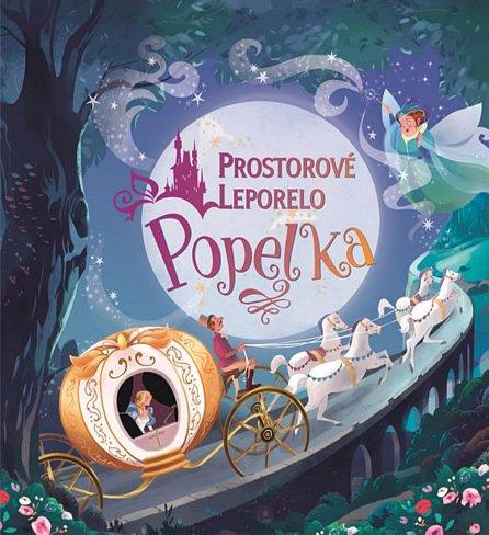 Náhled Popelka - Prostorové leporelo