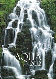 Kalendář nástěnný 2012 - Aqua, 33 x 46 cm