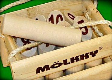 Náhled ALBI Mölkky - Dřevěné kuželky