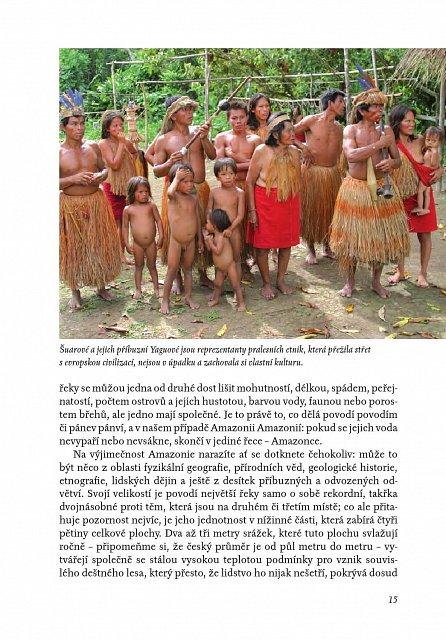 Náhled Amazonie a řeky příběhů