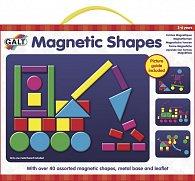 Skládačka - magnetické tvary