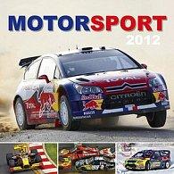 Kalendář 2012 - Motorsport - nástěnný