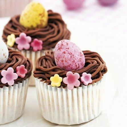Náhled Kalendář nástěnný 2018 - Cupcakes