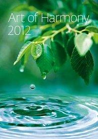 Kalendář nástěnný 2012 - Art of Harmony 340x485