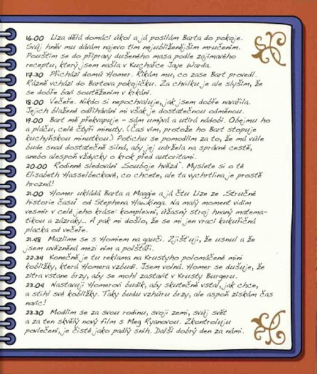 Náhled Simpsonova knihovna moudrosti: Margina kniha