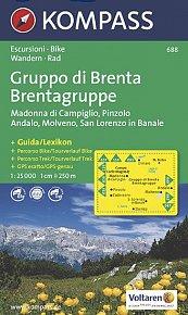 Gruppo di Brenta 688 / 1:25T NKOM
