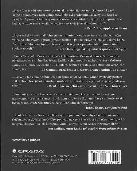 Náhled Steve Jobs - Zrození vizionáře