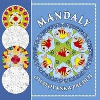 Mandaly omaľovánka pre deti