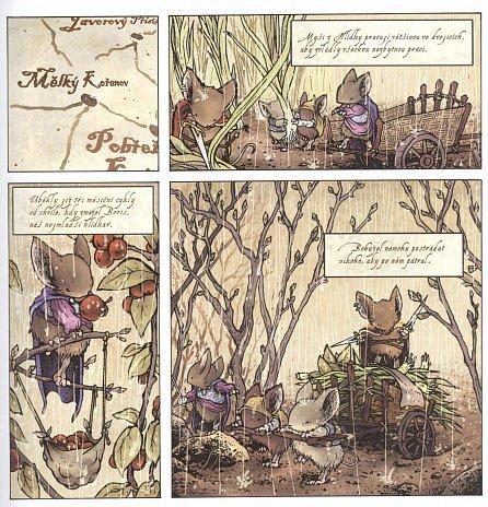Náhled Myší hlídka 3 - Černá sekera
