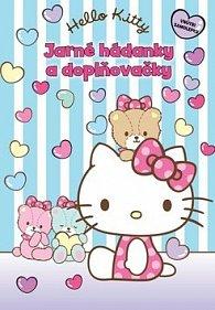 Hello Kitty Jarné hádanky so samolepkami