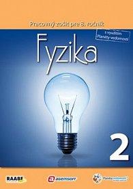 Fyzika Pracovný zošit pre 8. ročník 2