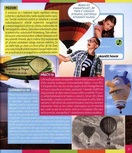Náhled Wifina 3 - Zábavná encyklopedie pro zvídavé holky a kluky