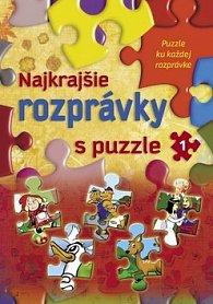 Najkrajšie rozprávky s puzzle 1