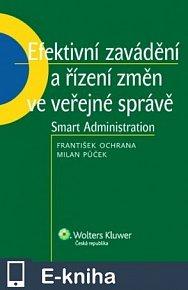 Efektivní závádění a řízení změn ve veřejné správě (E-KNIHA)