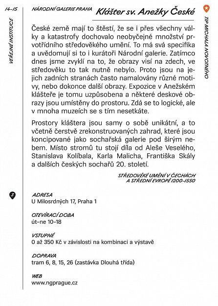 Náhled Kurátor: Průvodce uměním v Praze