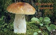 Houbařský kalendář 2010 - stolní kalendář