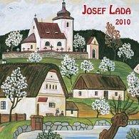Josef Lada Jaro 2010 - nástěnný kalendář