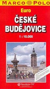 České Budějovice Euro 1:10 000