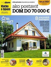 Ako postaviť dom do 70 000 €
