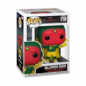Funko POP Marvel: WandaVision - Vision (Halloween)