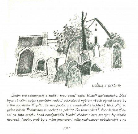 Náhled Staletí pospolu aneb Stopy židovských památek v Čechách a na Moravě